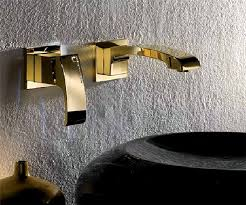 Antique Gold Bathroom Faucets Silver And Gold Bathroom Faucets Befon For