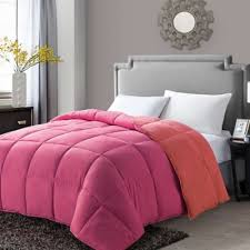 Pink Down Comforter Twin Buy Colored Down Comforter From Bed Bath U0026 Beyond