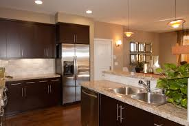 Sample Kitchen Cabinets by Attractive Kitchen Models Traditional Granite Countertops Design