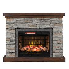 Regency Fireplace Thermostat Duraflame 54 In W 5200 Btu Cappuccino Brown Ash Mdf Flat Wall