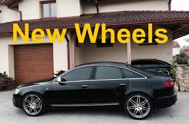 2008 audi a6 rims exclusive 20 wheels on my audi a6