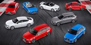 audi all models audi accelerates launches of rs models fourtitude com