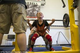 World Bench Press Record Meet The 14 Year Old Weightlifter Who Can Lift More Than Twice His