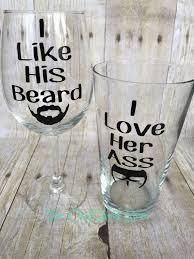 Gifts To Give Couples For I Like His Beard I I Like