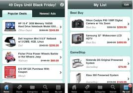 best black friday store deals list tactical shopping with black friday apps for ios zdnet