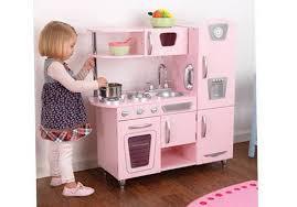 Kidkraft Kitchen Red - kidkraft retro kitchen kidkraft 100piece pbk pink retro kitchen