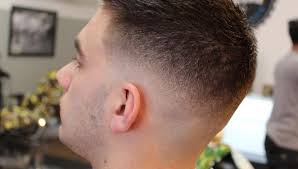pictures of low cut hairs haircut tutorial transformation curly top low men with razor fade