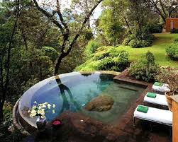 small backyard design with spa the garden inspirations