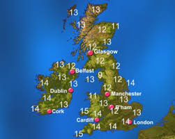 me the weather map weather forecast for york 24 hour and 7 day