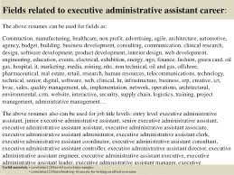 Admin Executive Resume Sample Thesis Topics For Behavioral Sciences Yale Law 250 Word Essay Lab