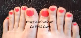 gel polish beginners and gel nail art and design courses wessex