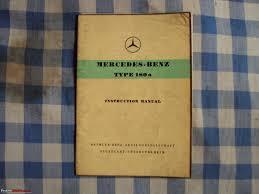 my 1958 mercedes benz type 180a ponton page 3 team bhp