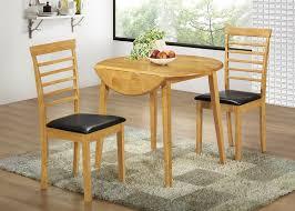 modern round kitchen table top round drop leaf dining table vidrian home design kitchen