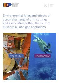 environmental fates and effects of ocean discharge of drill