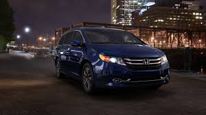 best van for the family 2016 honda odyssey