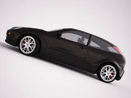 model ford focus ford focus 3d model vehicles 3d models materials max fbx jpeg obj