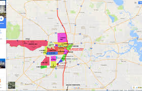 Downtown Houston Map Traveling For The Super Bowl Houston