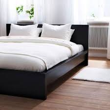 ikea malm bed with nightstands love this bed frame ikea for the