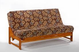 eureka sofa bed futon frame solid hardwood