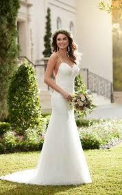 sheath wedding dress sheath wedding dress with low back stella york