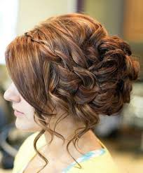 prom hairstyles for medium hair half up half down archives women