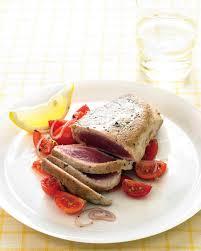 Elegant Formal Dinner Menu Ideas 15 Fresh Tuna Recipes That Are Ready In A Flash Martha Stewart
