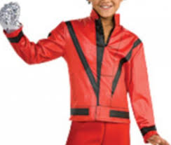 Michael Jackson Halloween Costume Kids Michael Jackson Thriller Jacket Halloween Costume Kid Hallowen