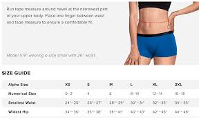 what size undies are right for me u2013 meundies