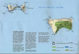 Map Of U Reisenett American Samoa U S External Territory