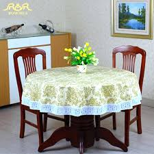 round table cloth covers clear tablecloth cover buy tablecloth clear transparent round