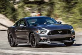 review of 2015 ford mustang ford mustang review auto express
