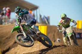 what channel is the motocross race on motocross josh grant anxious to return home and compete at glen