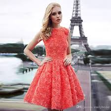 pretty dress new arriva 2017 coral cocktail dresses pretty formal party