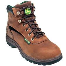 womens boots for hiking deere boots s brown jd3524 moisture wicking waterproof