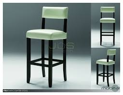 furniture contemporary green counter stools with backs