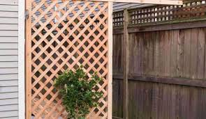 Wooden Trellis Plans Pergola How To Build A Trellis Fearsome How To Build A Easy