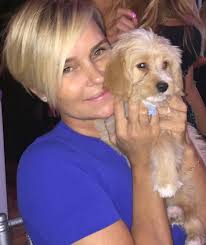 did yolanda foster cut her hair new day new do yolanda foster chops off her hair yolanda
