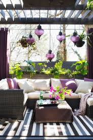 27 pretty backyard lighting ideas for your home moroccan purple