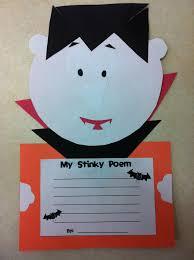 halloween craftivity today in second grade