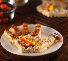 handmade thanksgiving turkey treats rice krispies