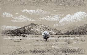 How To Draw Landscapes by How To Draw Mountains In 5 Easy Steps The Craftsy Blog