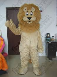 lion costumes for sale new whole sale hair lion mascot costumes quality brown
