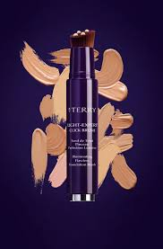 by terry light expert perfecting foundation brush by terry light expert click brush 2015 cosmetic photography