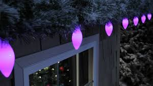philips led color changing smooth c light set
