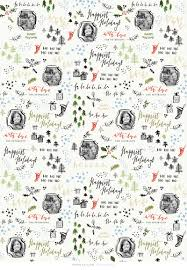 personalized gift wrapping paper personalized wrapping paper for minted iwonak