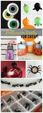 fun ideas for halloween parties how to throw an easy halloween party on the cheap a and