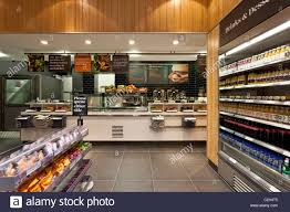 Sainsburys Kitchen Collection Cafe Fast Food Outlet Stock Photos U0026 Cafe Fast Food Outlet Stock