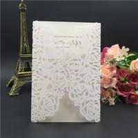 embossed wedding invitations wholesale embossed wedding invitations buy cheap embossed
