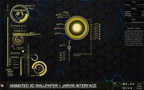 live hd themes for pc windows 7 3d themes free iron man jarvis ui