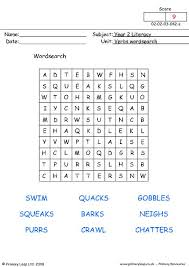 primaryleap co uk verbs word search worksheet